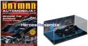 DC Batman Automobilia Collection #58 Beware The Batman Animated Series Batmobile Eaglemoss